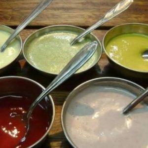Salsas & Aderezos